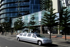 004 LeGrand Limousine Central Ford LTD Super Stretch Limo Hire