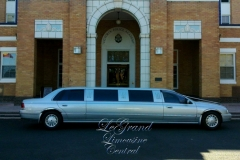 009 LeGrand Limousine Central Ford LTD Super Stretch Wedding at Police Acadamy Waverley