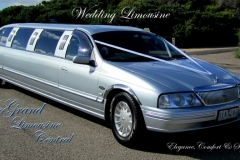 015 LeGrand Limousine Central Ford LTD Super Stretch Wedding Limousine Hire