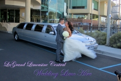 018 LeGrand Limousine Central Ford LTD Super Stretch Wedding Limousine Hire