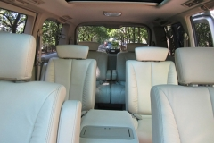 LeGrand Limousine Central - Melbourne - Nissan ElGrand Rider seats 5 passengers in luxury people mover hire 005