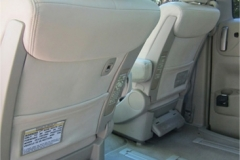 LeGrand Limousine Central - Melbourne - Nissan ElGrand Rider seats 5 passengers in luxury people mover hire 008